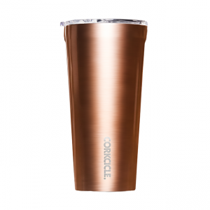 Corkcicle Metallic Copper 24 OZ Tumbler