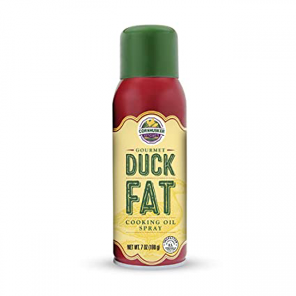 Cornhusker Kitchen Gourmet Duck Fat Spray