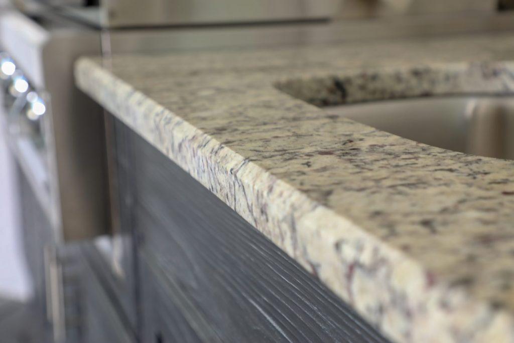 Outdoor Kitchen Granite Countertop