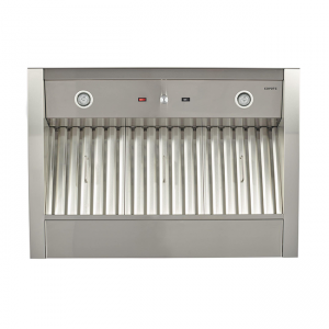 Coyote 36-Inch Stainless Steel Outdoor Hood Insert
