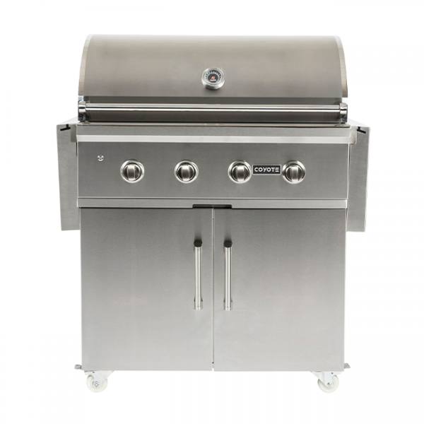 Coyote Outdoor Living 36-Inch 3 Burner C-Series Gas Grill