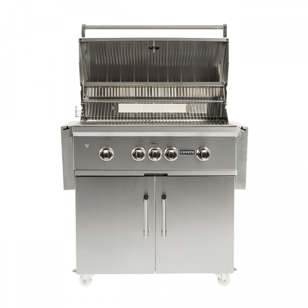 Coyote Outdoor Living 36-Inch 4 Burner S-Series Gas Grill