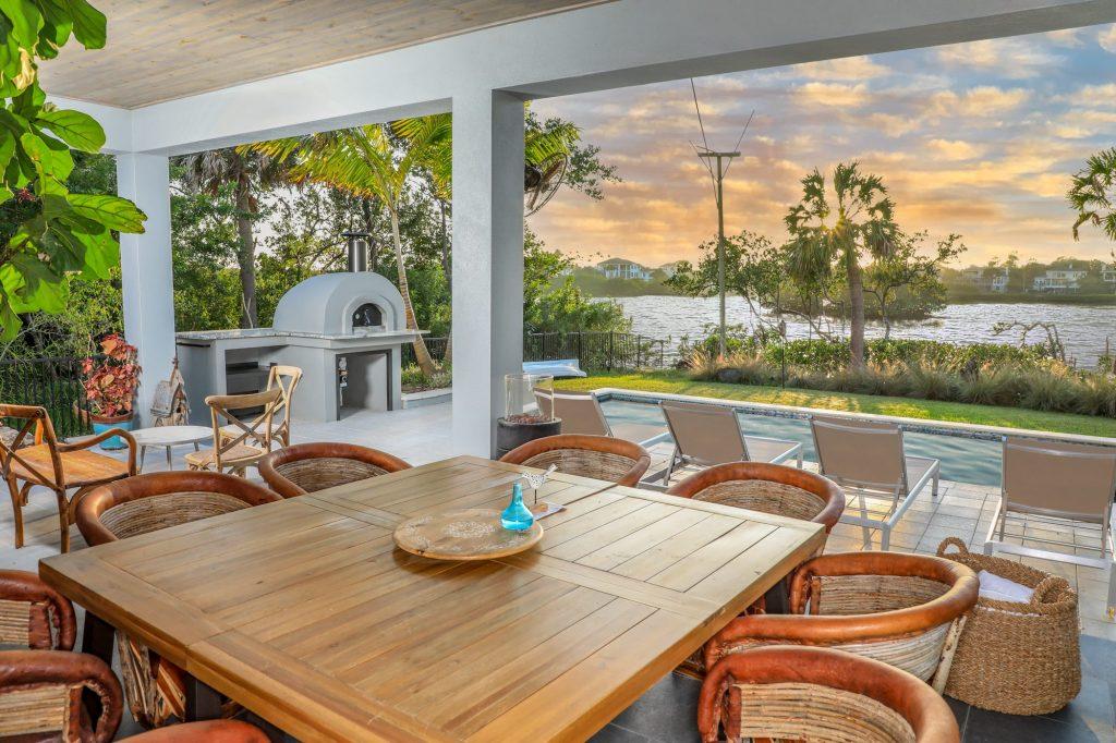 Custom Pizza Oven | Just Grillin Outdoor Living | Tampa, Fl