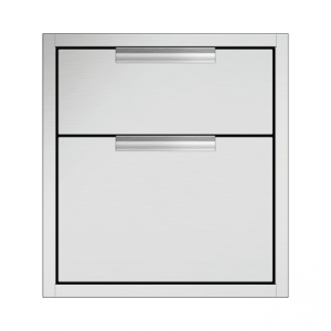 DCS Grills Built-In Double Tower Drawer Storage Units
