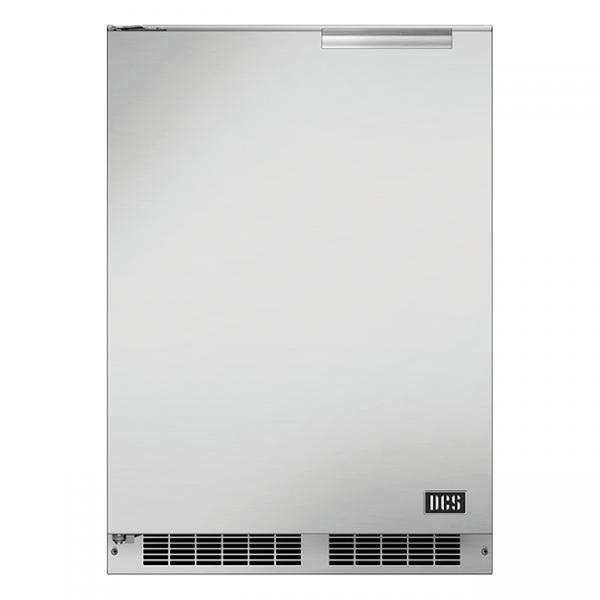 DCS 24-Inch Outdoor Refrigerator Left Hinge