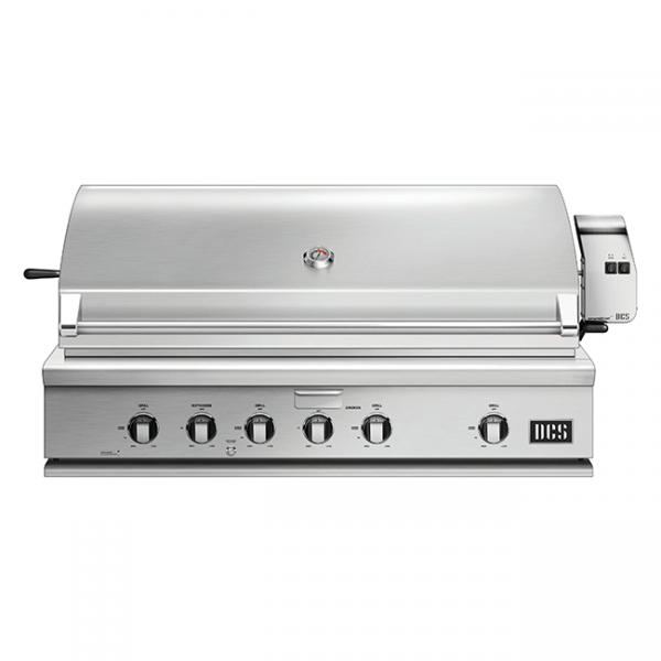 DCS Grills Series 7 48-Inch Gas Grill with Rotisserie Built-In Grill