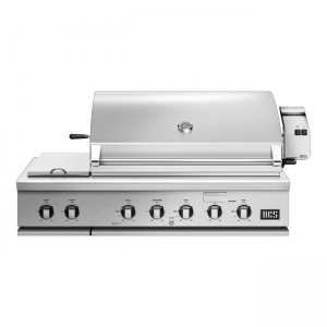 Dcs Grills Series 7 48-Inch Built In Gas Grill With Rotisserie And Double Side Burner