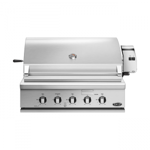 "DCS grills 36"" grill with rotisserie"