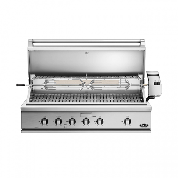 dcs grills 48 inch grill with rotisserie