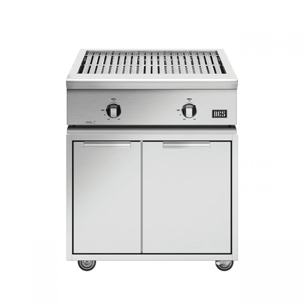 DCS Grills Series 9 30-Inch Gas Griddle On Cart