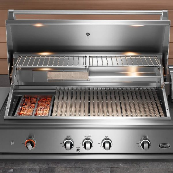 dcs grills smoker tray