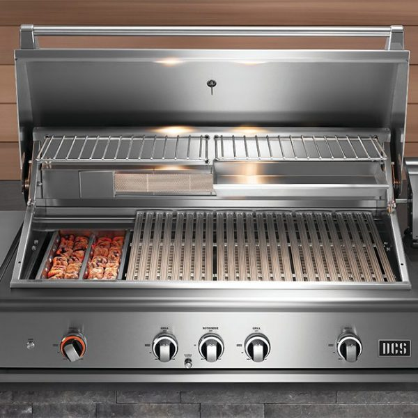 DCS Series 9 Gas Grill Charcoal Tray