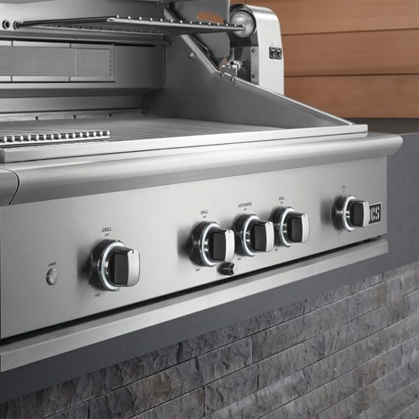 DCS Series 9 Gas Grill Lighted Control Knobs