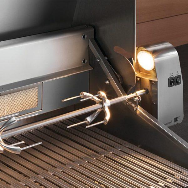 DCS Series 9 Gas Grill Rotisserie Motor Light