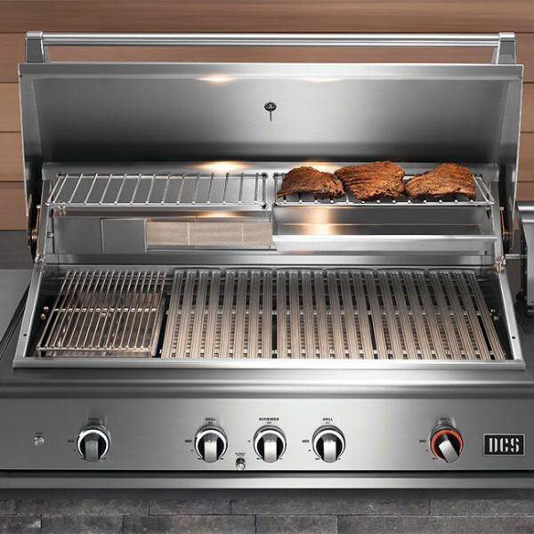 DCS Series 9 Gas Grill Indirect Cooking Shelf