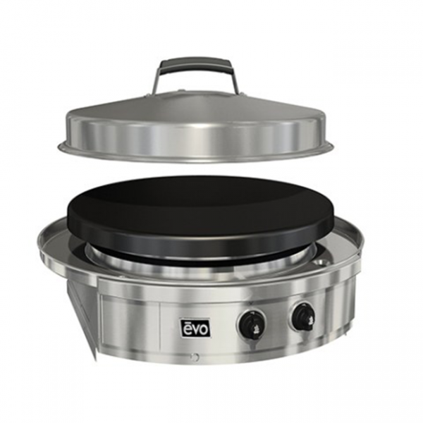 EVO Affinity 25G Flattop Gas Grill
