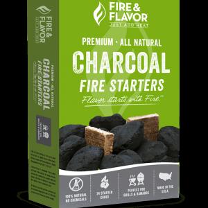 Fire & Flavor Fire Starters