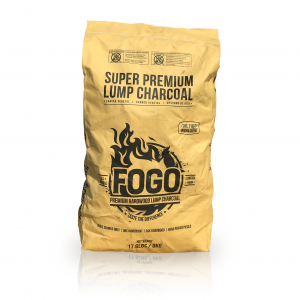 Fogo 17.6 lb Super Lump Premium Hardwood Charcoal Bag