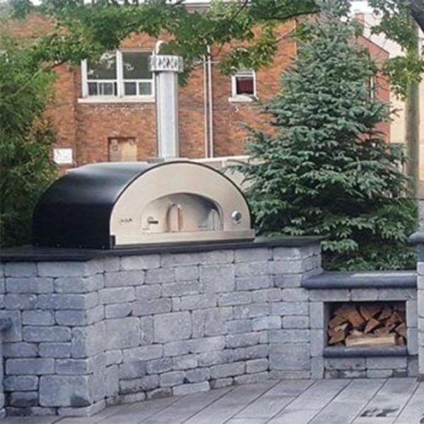 Forno Bravo Bella Wood Fired Countertop Pizza Oven
