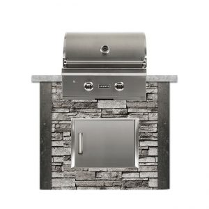 RTA Outdoor Living 4 Foot Outdoor Kitchen