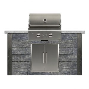 RTA Outdoor Living 5 Foot Outdoor Kitchen Island