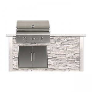 RTA Outdoor Living 6 Foot Outdoor Kitchen Island
