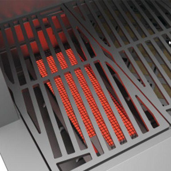 hestan grills infrared sear burner