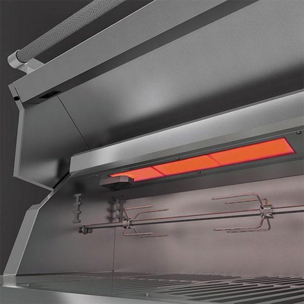 hestan grills infrared burner