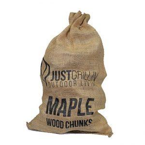 BBQ Maple Wood Chunks