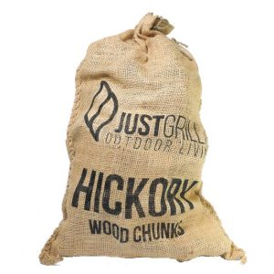 Just Grillin Outdoor Living Hickory Wood Chunks