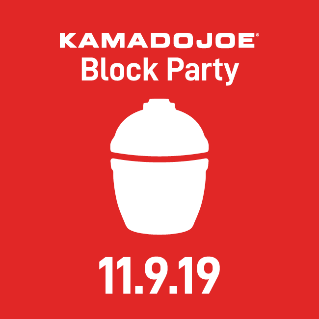 kamado joe block party tampa