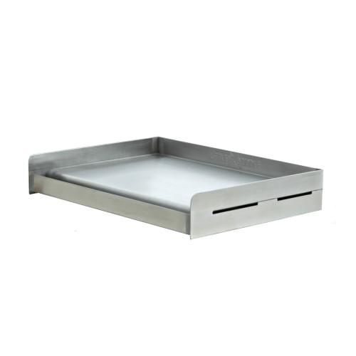 Little Griddle Sizzle-Q Stainless Steel BBQ Griddle