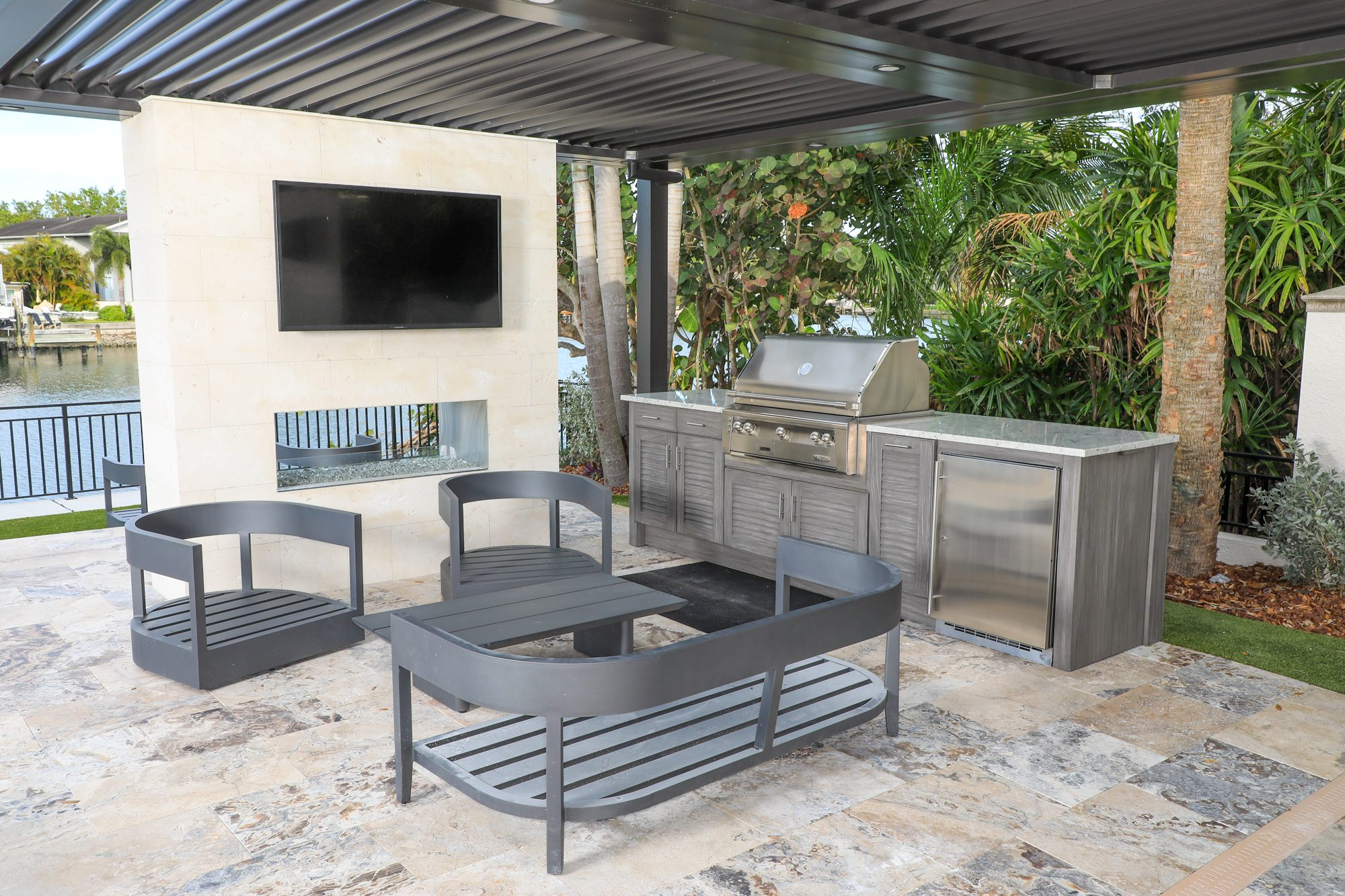 Outdoor Kitchen St. Pete