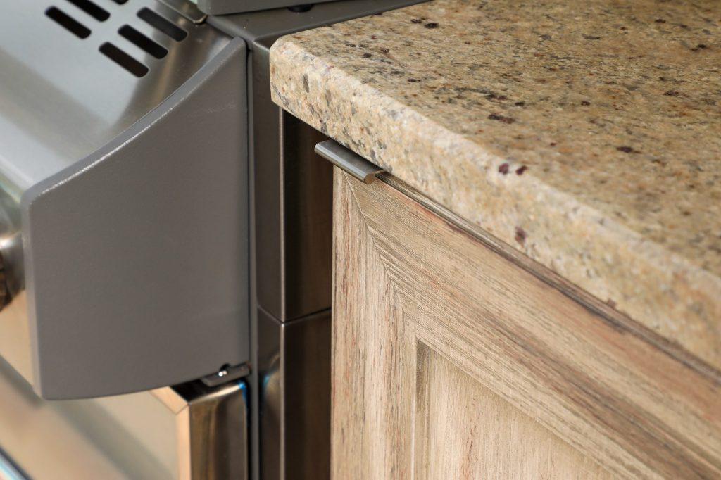 outdoor cabinet tab handles
