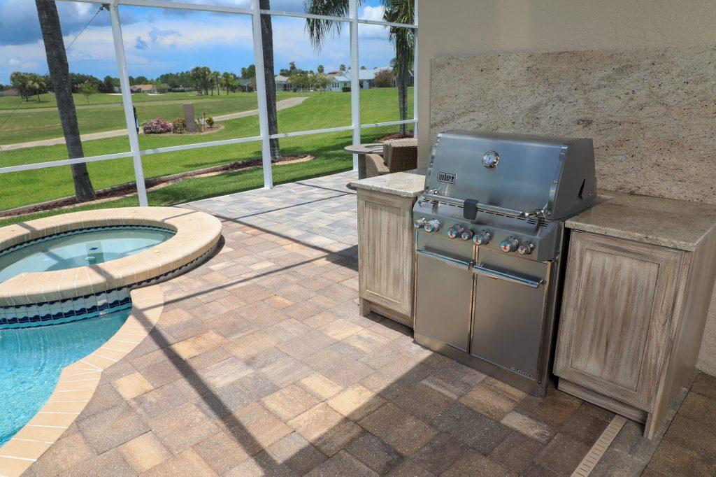 weber summit built-in grill outdoor kitchen