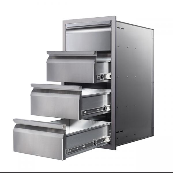memphis grills 4 drawers