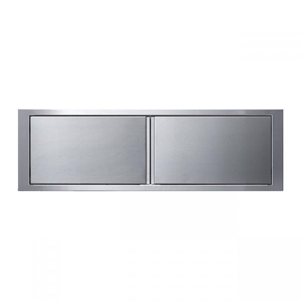 memphis grills lower access doors
