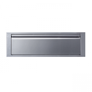 memphis grills lower access drawer