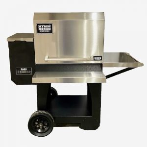 Myron Mixon Smokers BARQ 1700 Pellet Grill
