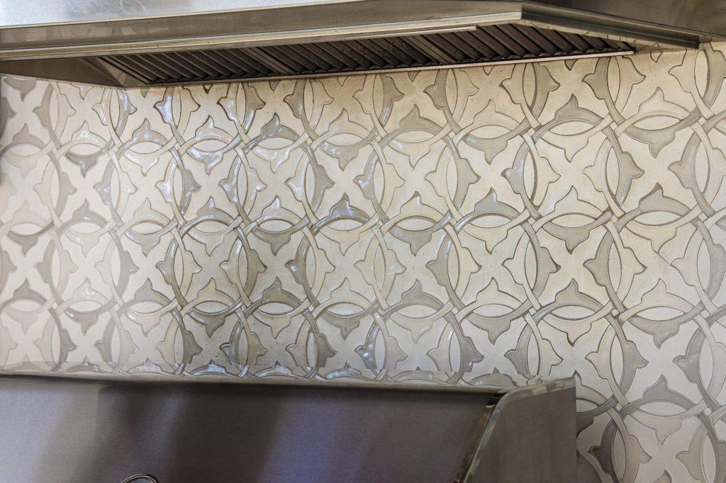 Designer Tile Backsplash
