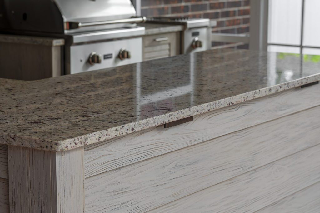 Outdoor Kitchen Island And Cabinets In Tampa Just Grillin Outdoor Living