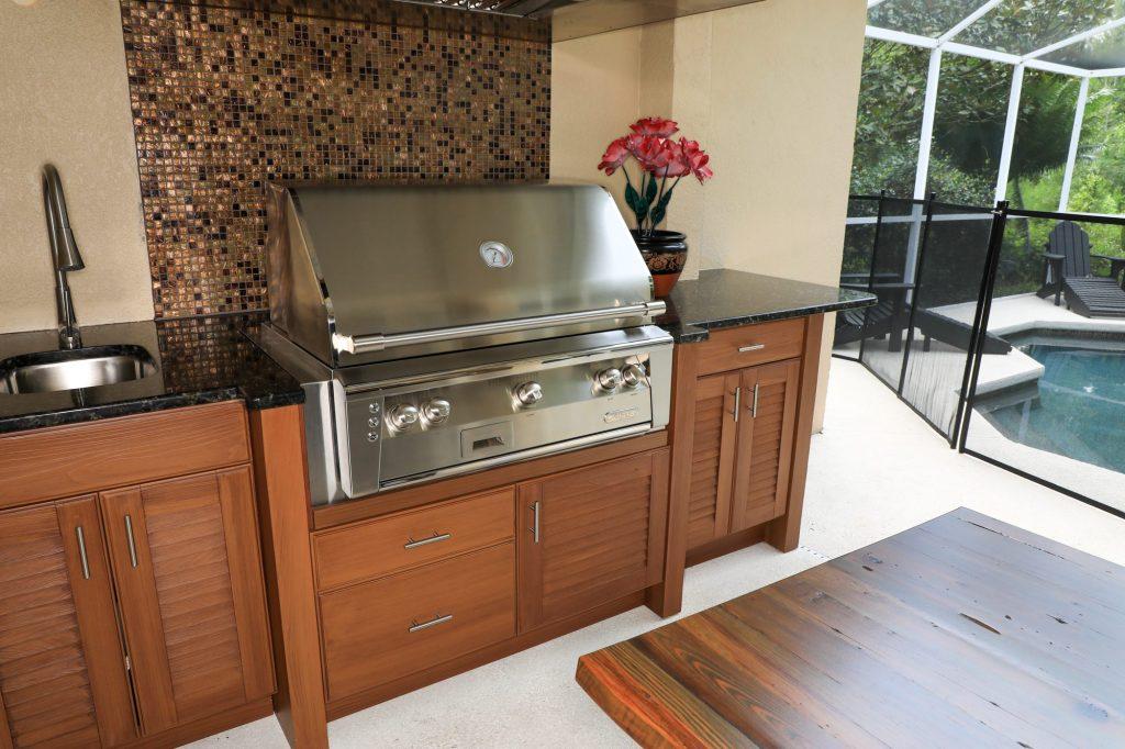 alfresco grills outdoor kitchen