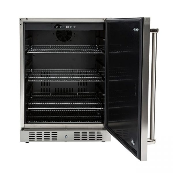 Coyote Outdoor Living 24-Inch Outdoor Rated Refrigerator