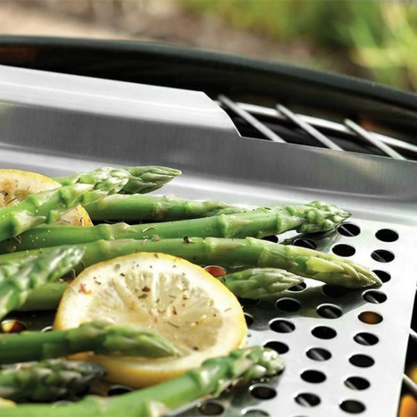 stainless steel grill grid
