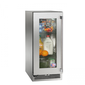 Perlick 15 Inch Signature Series Outdoor Refrigerator