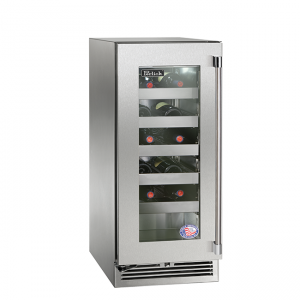 Perlick 15 Inch Signature Series Outdoor Wine Reserve Refrigerator