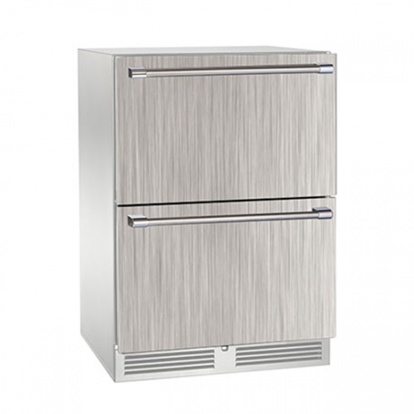 Perlick 24 Inch Signature Series Outdoor Freezer Drawers