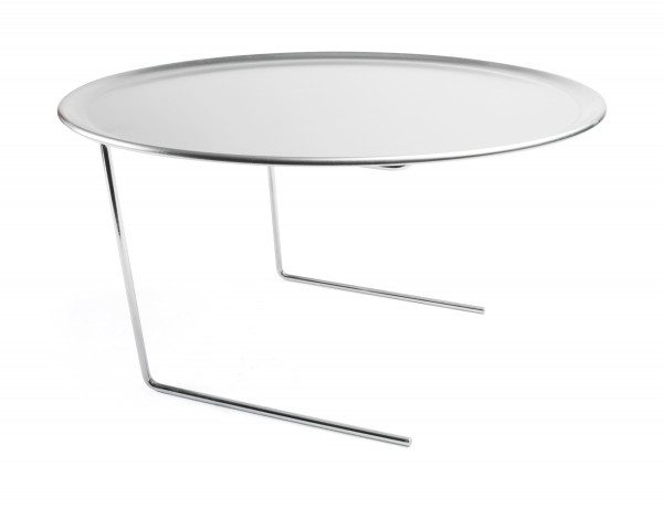 Pizza Craft Pizza Pan and Serving Stand Set