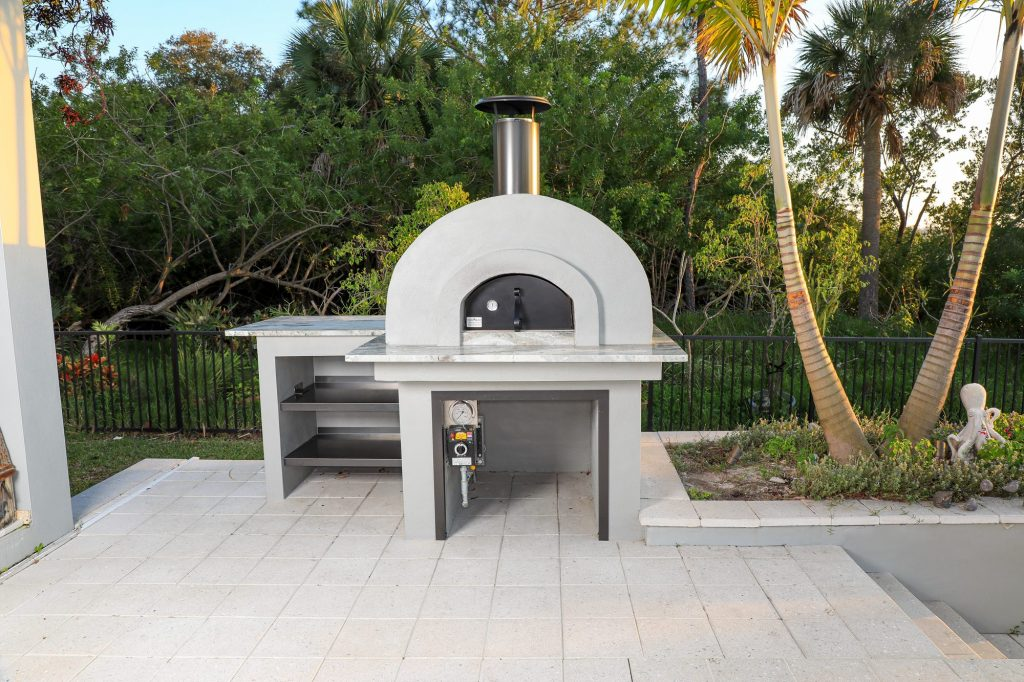 Custom Pizza Oven Just Grillin Outdoor Living