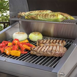 TEC Grills Rack Jack with Warming Rack